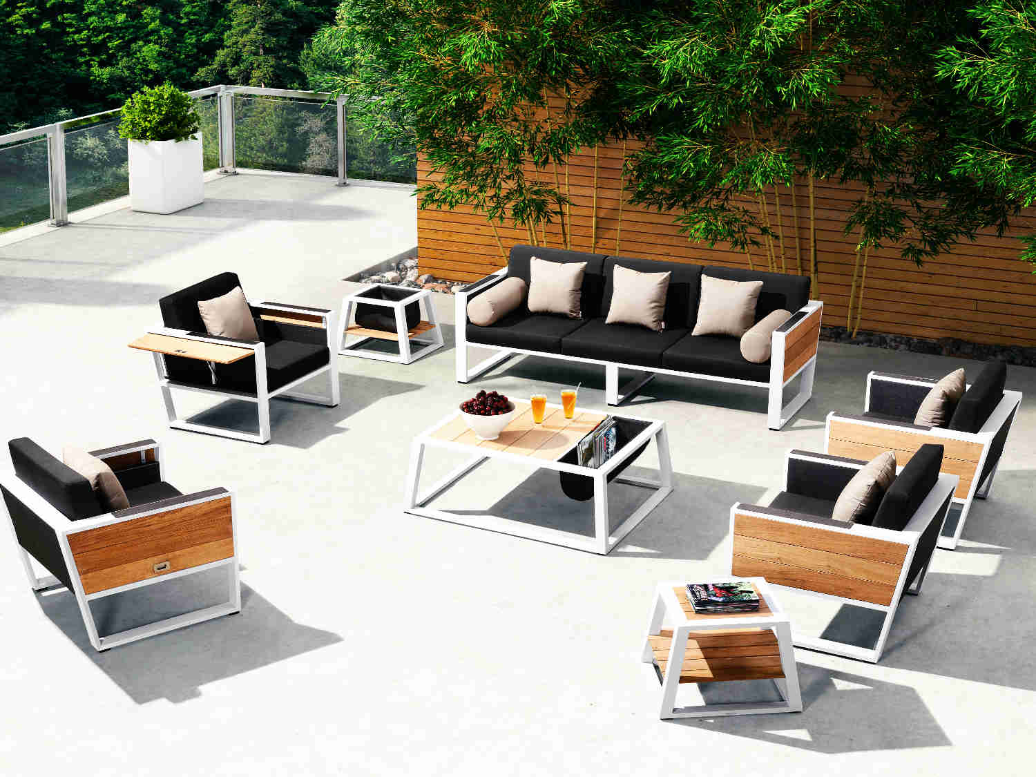 exklusive gartenm bel higold luxus terrassenm bel kaufen stuhlwerk eu. Black Bedroom Furniture Sets. Home Design Ideas