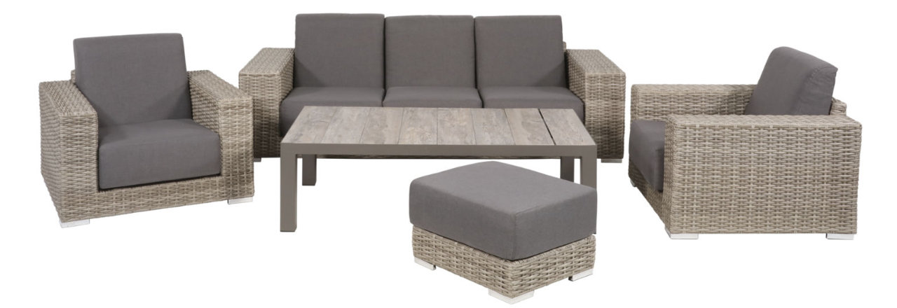 Img für Rattan_Lounge_Garten_Set_London